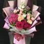 Букет цветов «Созвездие Ориона» фото