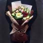 Букет цветов «Струны души» фото