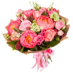 Букет цветов «Танго» фото