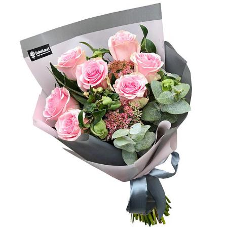 Букет цветов «Татьяна» фото