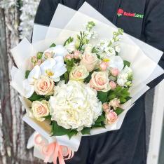 Букет цветов  «Тоскана» - доставка цветов Киев и Украина фото
