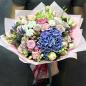 Букет цветов «Цветные сны»  фото