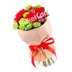 Букет цветов «Внезапность» фото
