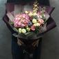 Букет цветов «Волшебный» фото