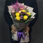 Букет цветов «Время любить» фото