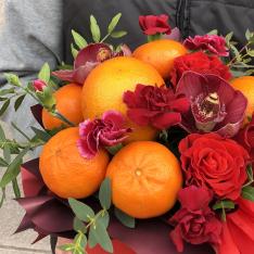 "Fruit and flower mix ""Citrus Paradise"" photo"