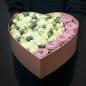 Коробочка с розами и зефиром «Сладкий аперитив» фото