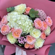 Букет цветов «Флорентина» фото
