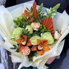 Букет цветов «Лолита» фото