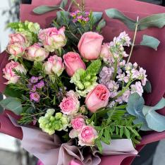 Букет цветов «Грэтта» фото