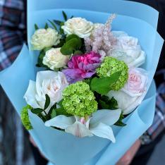 Букет цветов «Джуна» фото