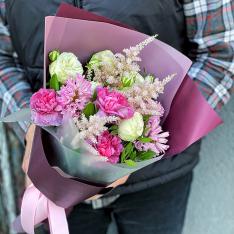 Букет цветов «Престиж» фото