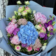 Букет цветов «Камилла» фото