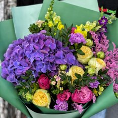 """Bouquet of flowers """"Laura"""" photo"""