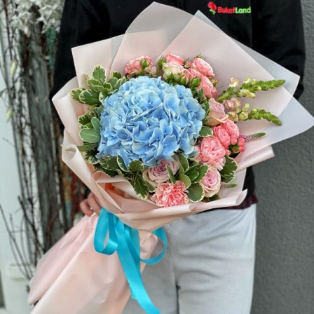 Букет цветов «Элла» фото