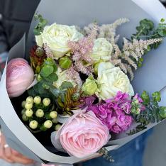 """Bouquet of flowers """"Alchemy of feelings"""" photo"""