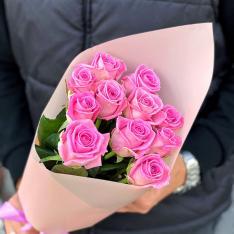 11 роз Аква фото
