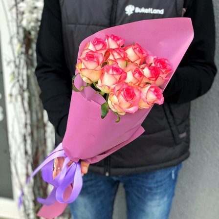 11 троянд Джумілія