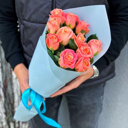 11 троянд Міс Піггі