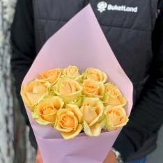 11 троянд Піч Аваланч фото