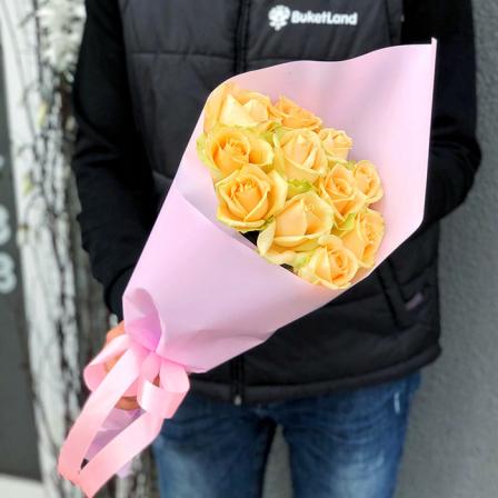 11 троянд Піч Аваланч