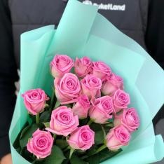 15 троянд Аква фото