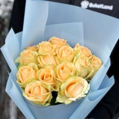 15 троянд Піч Аваланч фото