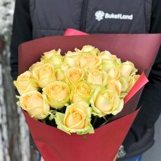 21 троянда Піч Аваланч фото