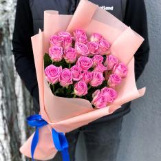 25 роз Аква фото