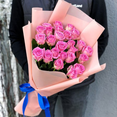 25 троянд Аква