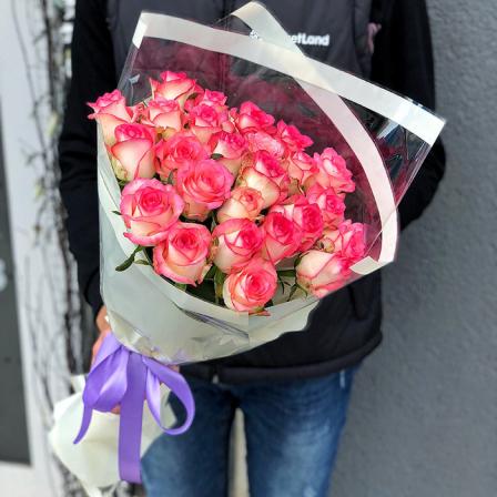 25 роз Джумилия фото
