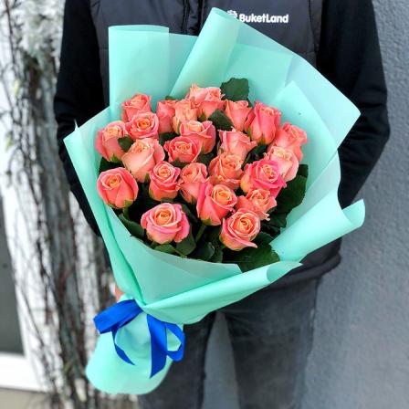 25 троянд Міс Піггі