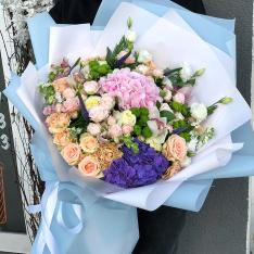 Букет цветов «Анталия»   фото