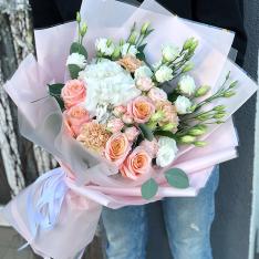 Букет цветов «Для тебя»   фото