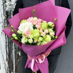 Букет цветов «Оливия» фото