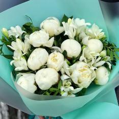 Букет цветов «Сказка Прованса»  фото
