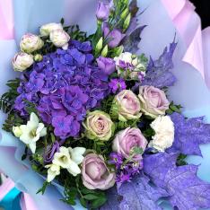 Букет цветов  «Вернисаж» фото