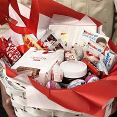 "Gift Basket ""Baby"" photo"