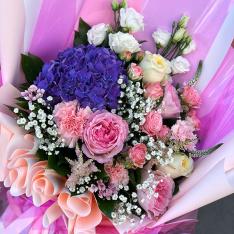 Букет цветов  «Адалин» фото