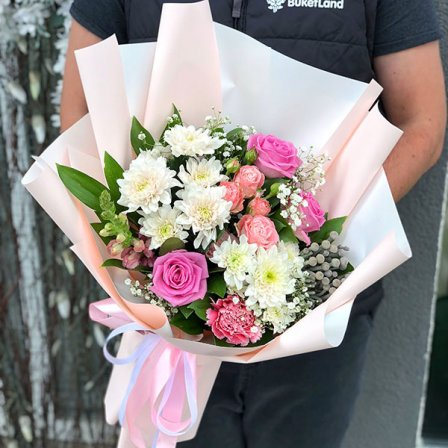 Букет квітів «Маттіас»