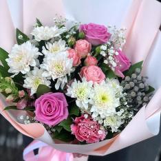 Букет квітів «Маттіас» фото