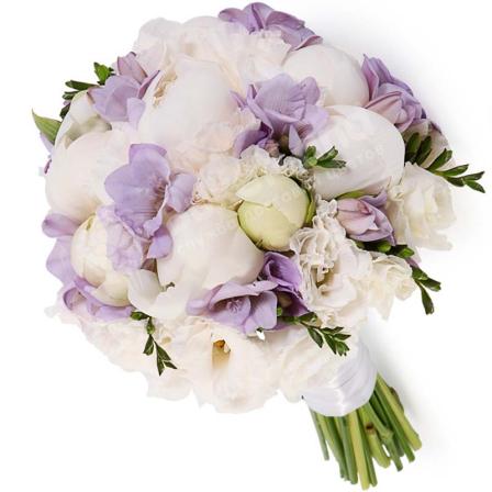 Свадебный букет невесты #12 фото