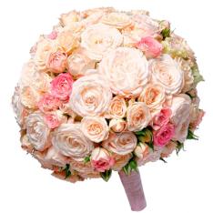 Свадебный букет невесты #52 фото