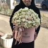 Цветы в шляпной коробке «Перевоплощение» фото