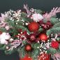 Зимняя композиция «Магия праздника» фото