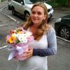 Цветы в шляпной коробке «Тиффани» фото