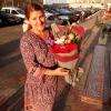 Букет цветов «Dior» фото