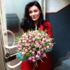 99 фиолетовых тюльпанов фото