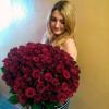 101 красная роза 70 см фото