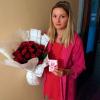 33 красных роз 50 см фото
